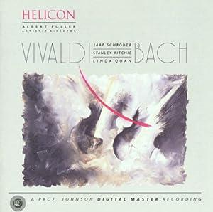 Concerto for 2 Violins (the Helicon Ensemble, Quan)