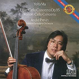 Concerto in E Minor for Cello and Orchestra, Op. 85 - Highlights: III. Adagio