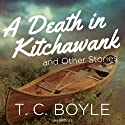 A Death in Kitchawank, and Other Stories (       UNABRIDGED) by T. C. Boyle Narrated by T. C. Boyle