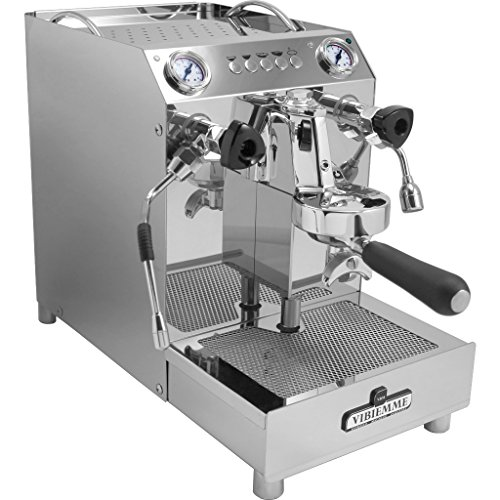 Vibiemme Domobar Super Espresso Machine - electronic, heat exchanger, tank, vibratory pump