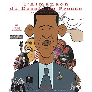 Almanach 2010 du dessin de presse et de la caricature
