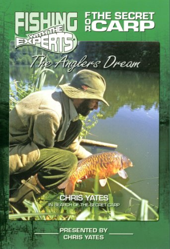 Fishing With the Experts - for the Secret Carp [DVD]