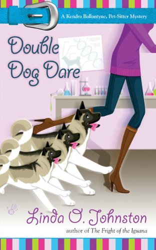 Image of Double Dog Dare (Kendra Ballantyne, Pet-Sitter Mystery, No. 6)