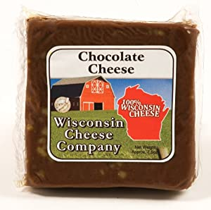 Wisconsin Chocolate Cheese Fudge