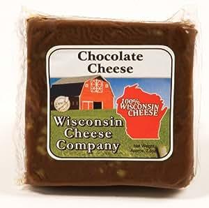 Wisconsin Chocolate Cheese Fudge