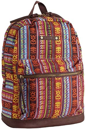 Hurley Juniors Market Backpack, Multicolored, One Size