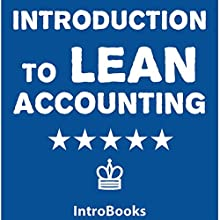Introduction to Lean Accounting Audiobook by  IntroBooks Narrated by Saethon Williams