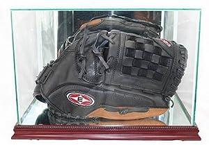 Engraved Baseball Glove Display Case