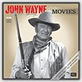 John Wayne in the Movies 2016 Square 12x12 (Multilingual Edition)
