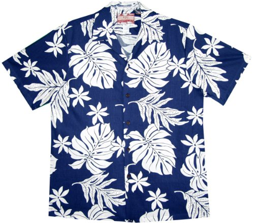 Tropical Season Hawaiian Aloha Shirt