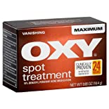 Oxy Spot Treatment, Maximum 0.65 oz (18.4 g)