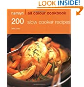 Hamlyn Cookbooks (Author)   1469 days in the top 100  (485)  Buy new:  £4.99  £3.74  48 used & new from £0.71