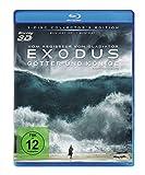 DVD Cover 'Exodus - Götter und Könige [3D Blu-ray] [Collector's Edition]