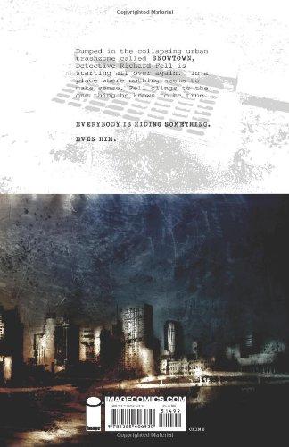 Fell Volume 1: Feral City: Feral City v. 1