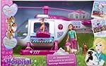 Animagic Rescue Hospital Air Ambulance