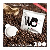 ESE Coffee Pods We - Real Italian Espresso (300 pods)