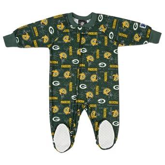Nfl Green Bay Packers Infant Toddler Blanket