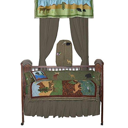 Patch Magic Nature Splendor Crib Bedding