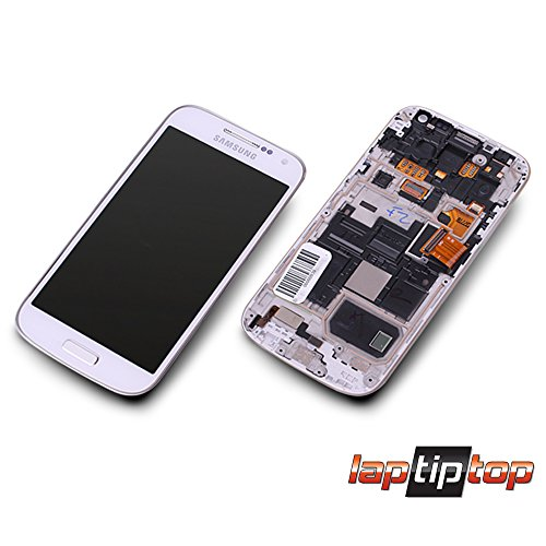 Samsung Galaxy S4 Mini GT-i9195 weiß / white Display+Modul Einheit