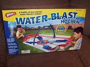 Amazon.com: Wham-o Water Blast Hockey: Toys & Games