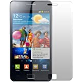 2 x Slabo Displayschutzfolie Samsung I9100 Galaxy S II Displayschutz Schutzfolie Folie No Reflexion|Keine Reflektion Galaxy 2 S 2 S2 SII MADE IN GERMANY