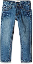 Fox Boys' Jeans  (Jeans and Blue_12 years_619151)
