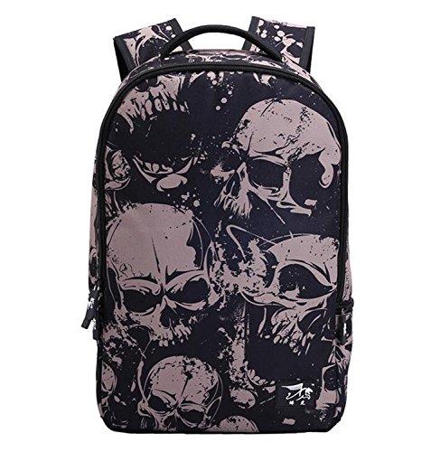 IshowStore , Zaino  skull grey