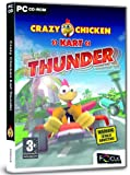 Crazy Chicken Kart Thunder (PC CD)