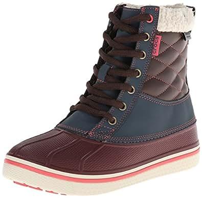 Amazon.com: crocs Women's AllCast Waterproof Duck Boot: Shoes