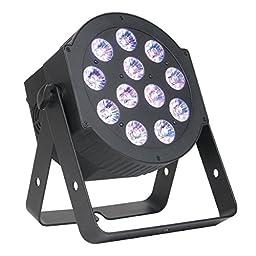 American DJ 12P Hex | LED Par Fixture with 12x12 Watt 6 in 1