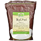 Now Foods Xylitol, 2.5 pound bag ~ Now Foods
