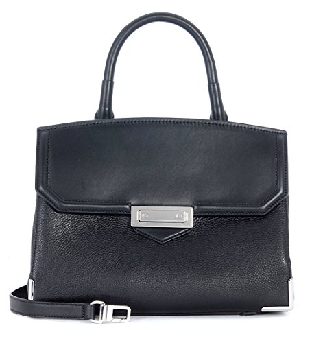 Borsa a mano Alexander Wang Marion Large in pelle nera