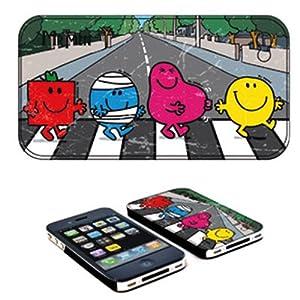 Coque iPhone 4 Monsieur Madame: High tech