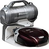 Vort DE-D76 - Robot aspirador, color granate