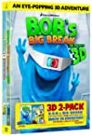NEW B.o.b.'s Big Break/shrek 3d (DVD)