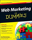 51xN27N0byL. SL160  Web Marketing For Dummies (For Dummies (Computers)) Comments