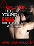 CAUTION: HOT, YOUNG BABES WORKING AHEAD (A Summer Intern Interracial FFM Ménage Sex Erotica Story)