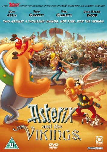 Asterix And The Vikings [DVD]