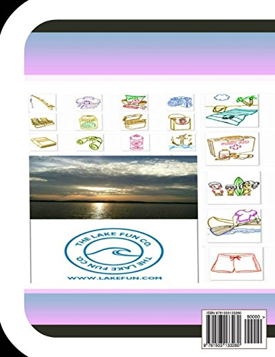 Spednic Lake Fun Book: A Fun and Educational Book About Spednic Lake