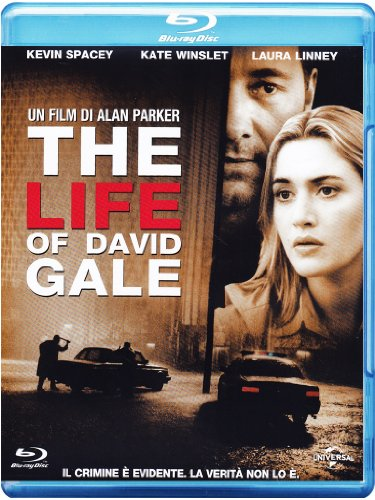 The life of David Gale [Blu-ray] [IT Import]