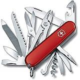Victorinox Taschenwerkzeug Offiziersmesser Handyman rot, 1.3773