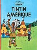 img - for Tintin En Amerique (Aventures de Tintin) MINI ALBUM (French Edition) (Les Aventures De Tintin) book / textbook / text book