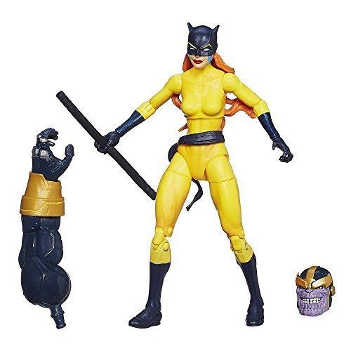 Marvel Legends Infinite Fierce Fighters Hellcat 6-Inch Figure by Hasbro