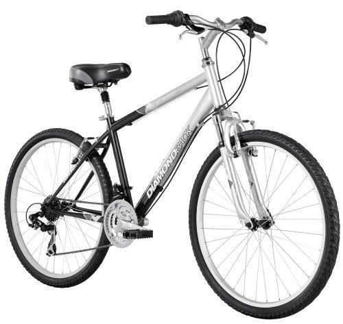 DiamondBack Diamondback Bicycles 2014 Wildwood Citi Classic Men's Sport Comfort Bike with 26-Inch Wheels