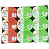 Pringles 2 Flavor Snack Stacks, 0.63 Ounce, 18 count