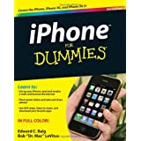 iPhone For Dummies (For Dummies (Computers))by Edward C. Baig