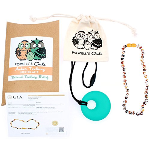 Baltic-Amber-Teething-Necklace-for-Babies-Lab-Tested-Comes-With-Silicone-Teething-Necklace-Mosaic-Beads-125-Inches