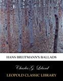Hans Breitmann's ballads