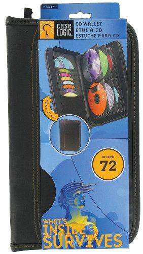 case-logic-64-capacity-cd-wallet-fundas-para-discos-opticos-negro