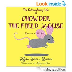 chowder the field mouse